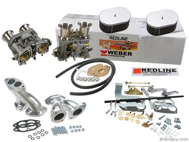 VW Dual 44 IDF Weber Carb Conversion kit