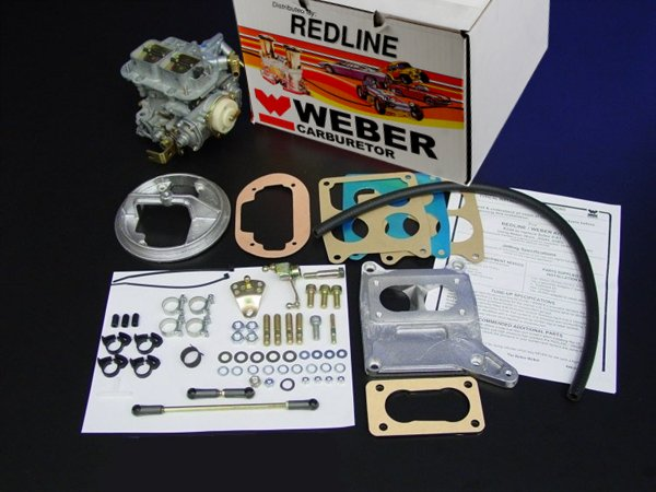 BMW / MERCEDES / BENZ Weber Carburetor Conversion Kit