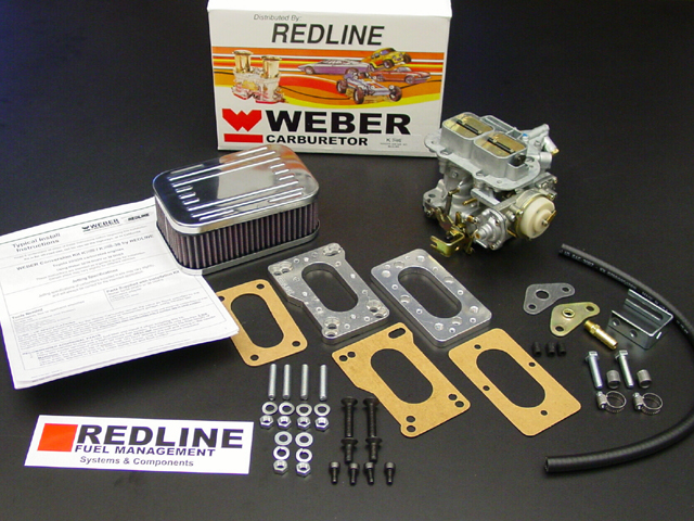 MAZDA Weber carb Conversion Kit