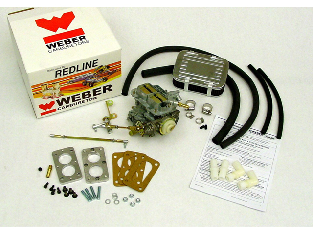 Weber Conversion Kit Isuzu