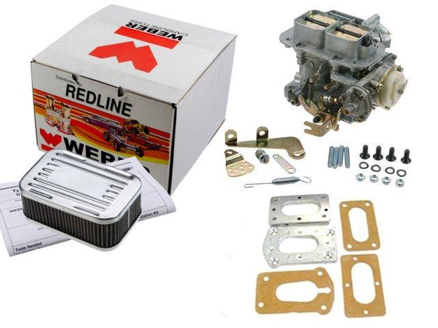 Redline conversion kit with Weber 32/36 carb  HONDA